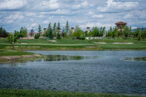 Legacy HOA pond